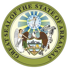 Arkansas Great Seal USA