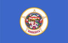 Minnesota Casinos Flag